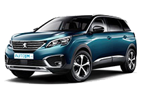 PEUGEOT 5008 SUV BLUE HDI 130 EAT8 S/S - ALLURE