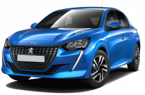 PEUGEOT NOUVELLE 208 1.5 BLUE HDI 100 S/S - GT PACK 2021