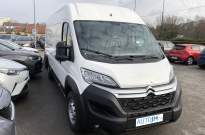 CITROEN JUMPER FOURGON BUSINESS 5p FOURGON TOLE BUSINESS 4-35 4-35 L4H2 HDI 160