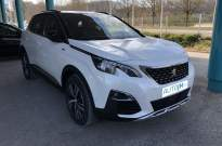 PEUGEOT 3008 SUV 5p GT LINE BLUE HDI 130 EAT8 S/S
