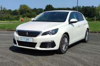 PEUGEOT 308 5p ALLURE PACK 1.5 BLUE HDI 130 S/S