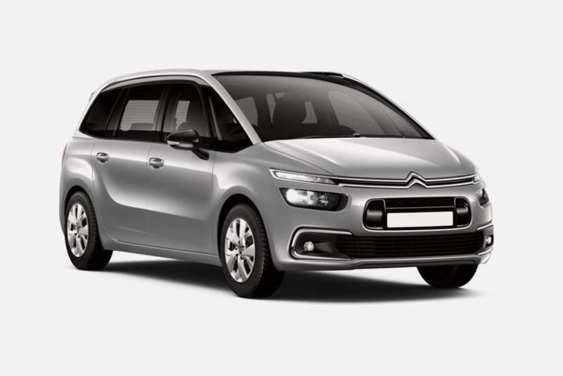 CITROEN GRAND C4 SPACETOURER 5p SHINE PACK PURETECH 130 S/S