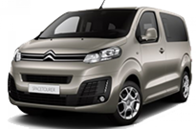 CITROEN SPACETOURER 5p