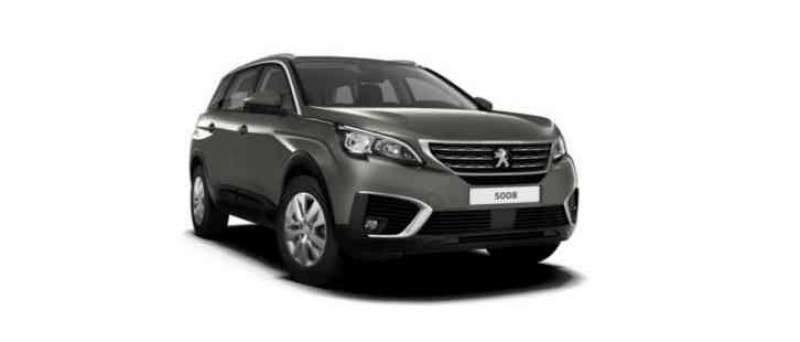 PEUGEOT 5008 SUV 5p ACTIVE BLUE HDI 130 S/S