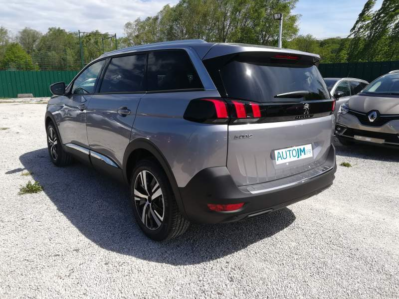 PEUGEOT 5008 SUV 5p ALLURE BLUE HDI 130 EAT8 S/S