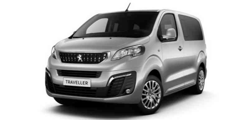 PEUGEOT TRAVELLER 4p ACTIVE COMPACT 2.0 BLUE HDI 140 S/S