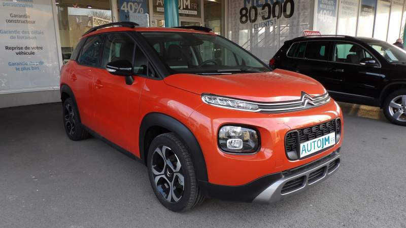 CITROEN C3 AIRCROSS 5p SHINE 1.5 BLUE HDI 120 EAT6 S/S