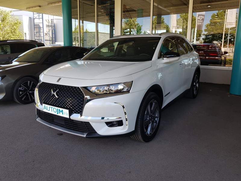 DS DS 7 CROSSBACK 5p GRAND CHIC BLUE HDI 130 AUTOMATIQUE