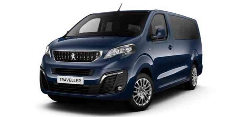 PEUGEOT TRAVELLER 4p ACTIVE LONG 1.5 BLUE HDI 120 S/S