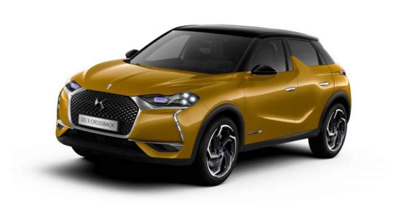 DS DS 3 CROSSBACK 5p GRAND CHIC PURETECH 130 AUTOMATIQUE