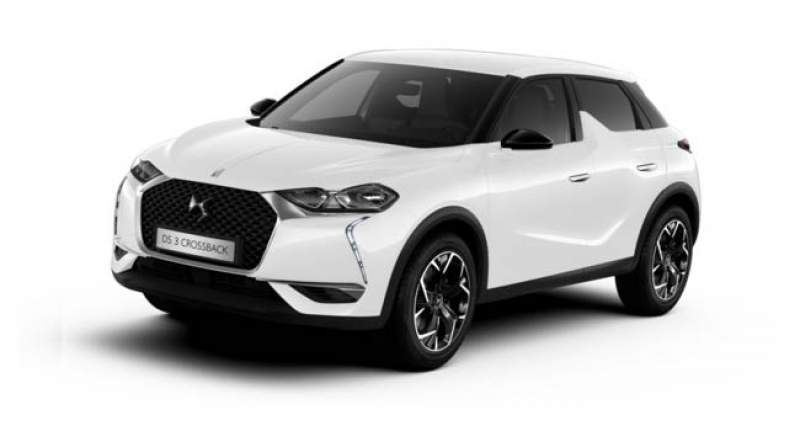 DS DS 3 CROSSBACK 5p
