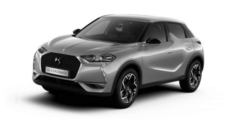 DS DS 3 CROSSBACK 5p SO CHIC BLUE HDI 110 BVM6