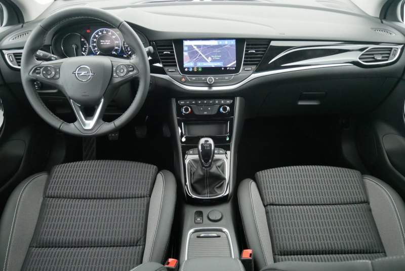 OPEL NOUVELLE ASTRA 5p EDITION 1.2 TURBO 110 CH BVM6