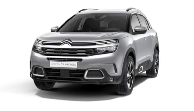 CITROEN C5 AIRCROSS 5p SHINE PACK 1.6 PURETECH 180 EAT8 S/S