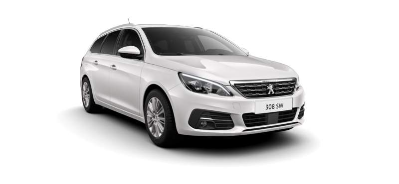 PEUGEOT 308 SW 5p ALLURE PACK 1.5 BLUE HDI 130 EAT8 S/S