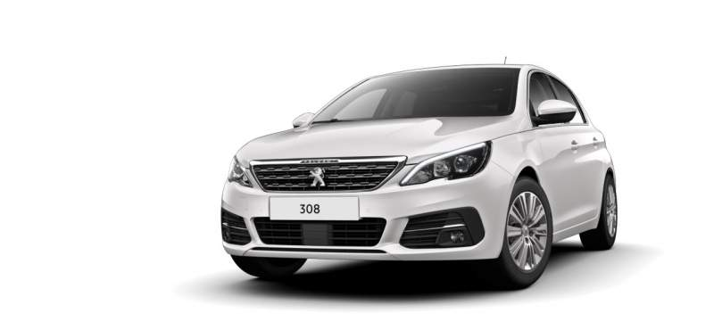 PEUGEOT 308 5p ALLURE PACK 1.5 BLUE HDI 130 EAT8 S/S