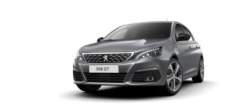 PEUGEOT 308 5p GT PACK 1.5 BLUE HDI 130 EAT8 S/S