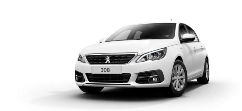 PEUGEOT 308 5p STYLE 1.5 BLUE HDI 130 S/S