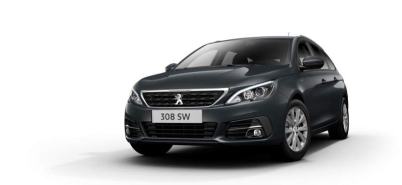 PEUGEOT 308 SW 5p STYLE 1.5 BLUE HDI 130 EAT8 S/S